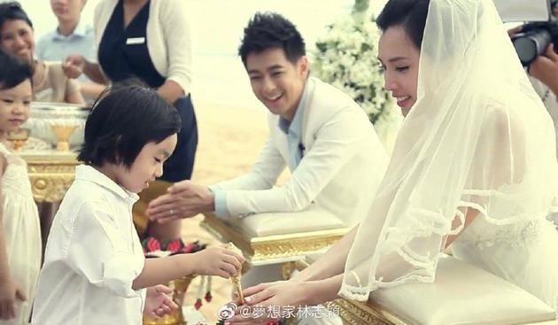 幸福!林志颖陈若仪庆祝结婚纪念日 撇下儿子约会看电影