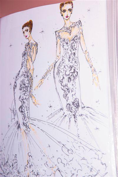 婚紗定制新趨勢:一衣多穿重復使用受90后新人喜愛