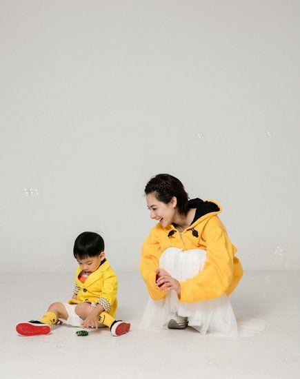 恩爱!王弢晒刘璇与儿子合照 甜蜜喊话为老婆庆生