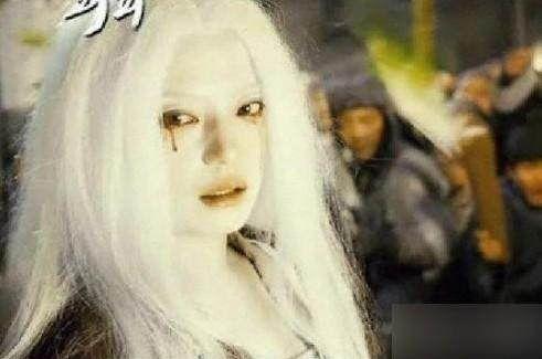 盘点白发造型最美的女星 谁在你心中排第一?
