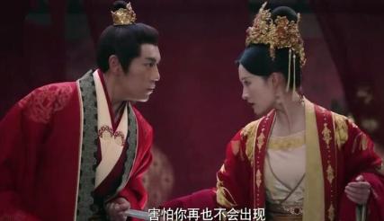 虐!锦绣南歌新婚之夜沈骊歌杀刘义康 李沁新娘子造型很美