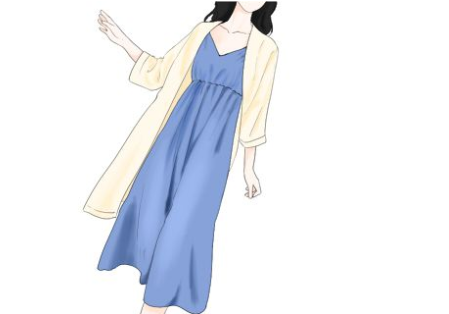 毛衣+阔腿裤,毛衣+半裙,秋天这样穿很减龄