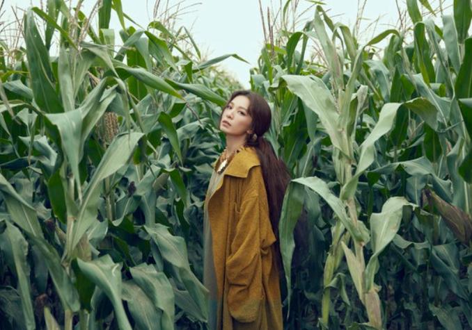 田馥甄分享新歌MV拍摄趣事 自嘲自己是落难的玉米公主