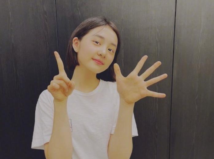 黄磊孙莉发文为15岁多多庆生:亲爱的女儿,生日快乐