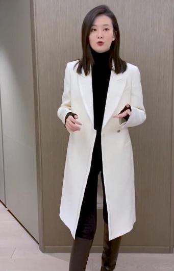 乔欣能穿20年的大衣推荐 乔欣分享的大衣款式有哪些?