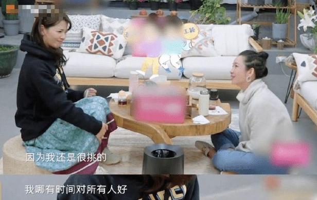劉濤回應只有兩個閨蜜 坦言:我哪有時間對所有人好